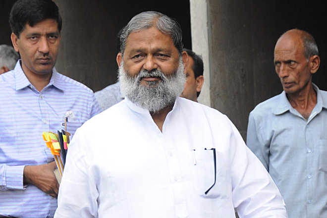 Disha Ravi's arrest: Seed of anti-nationalism has to be destroyed, says Anil Vij