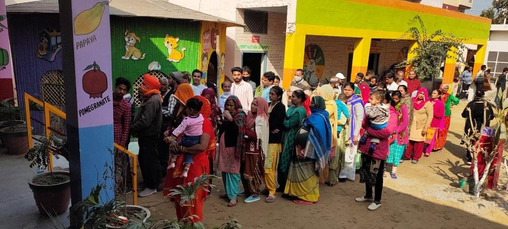 Repolling ordered at three polling booths in Patiala
