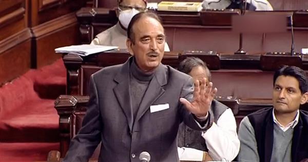 I'm proud to be an Indian Muslim: Ghulam Nabi Azad