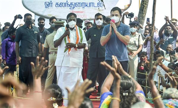 NDA projected to form government with 2/3rd majority in Puducherry