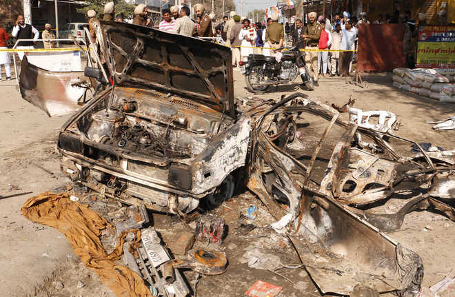 Government job for Maur Mandi blast victims' kin