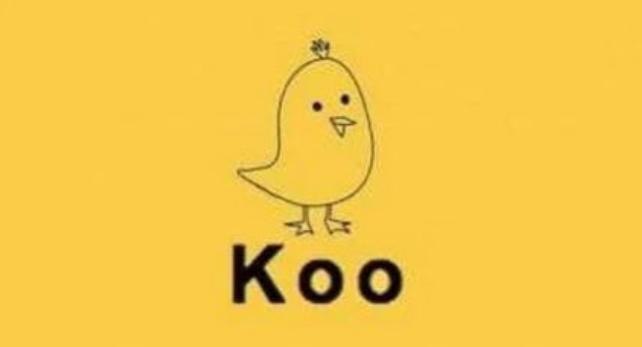 What is Koo, the Indian microblogging website, and how does it work
