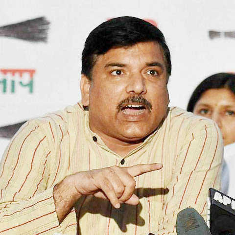 SC grants protection to AAP leader Sanjay Singh in 'hate speech' cases in UP