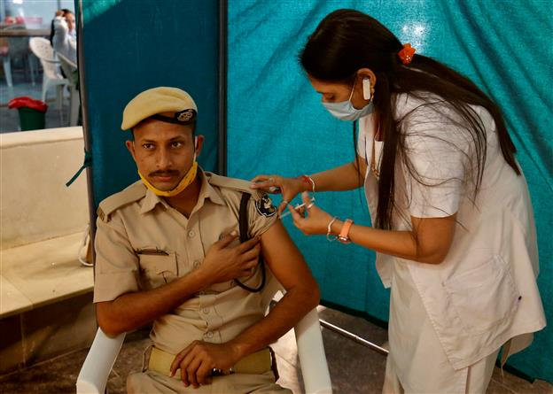 90 lakh COVID-19 vaccine doses administered in India so far: Vardhan
