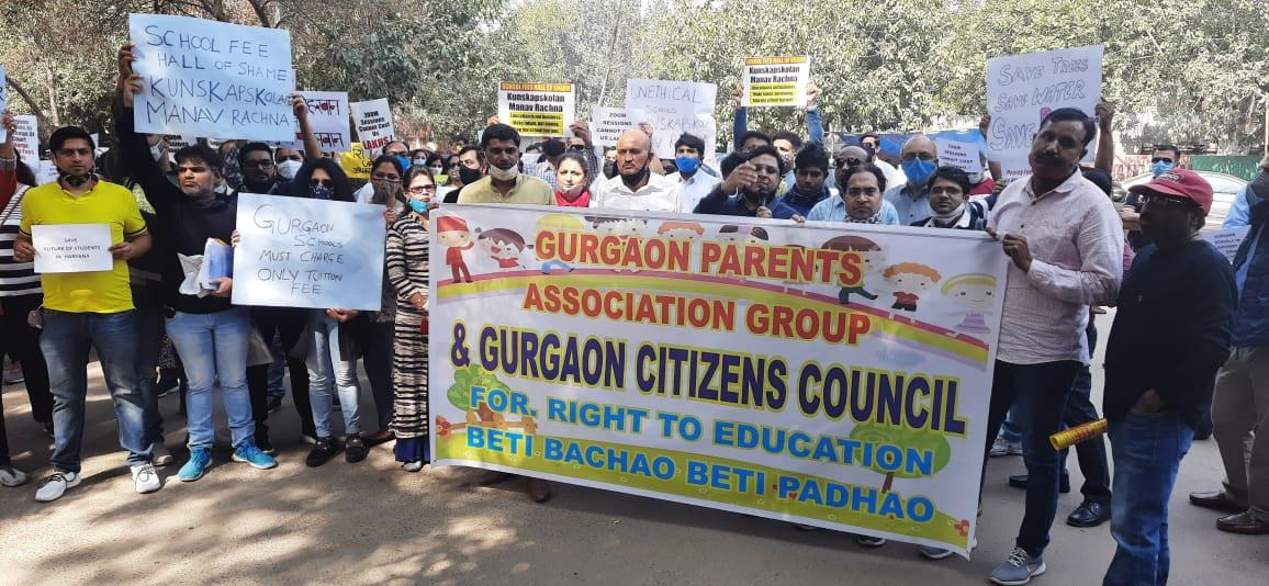 Parents: Gurugram private schools overcharging