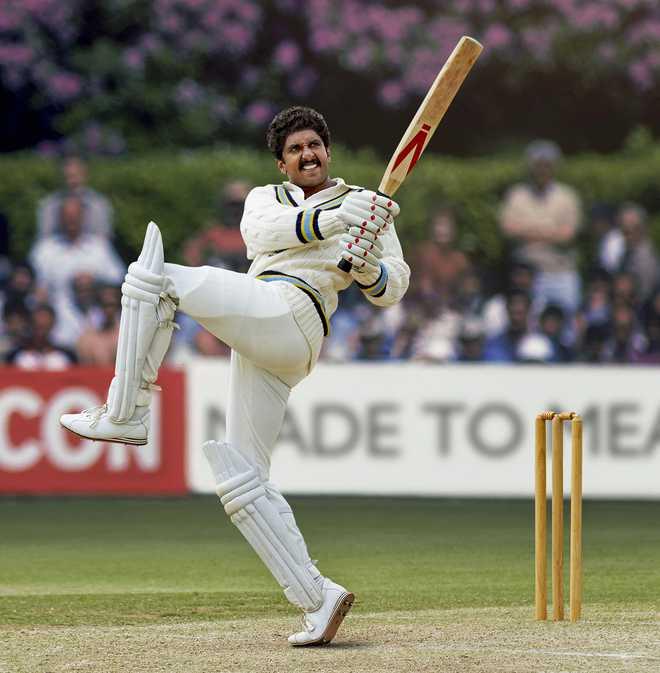 Ranveer Singh-starrer cricket drama '83' to release in June
