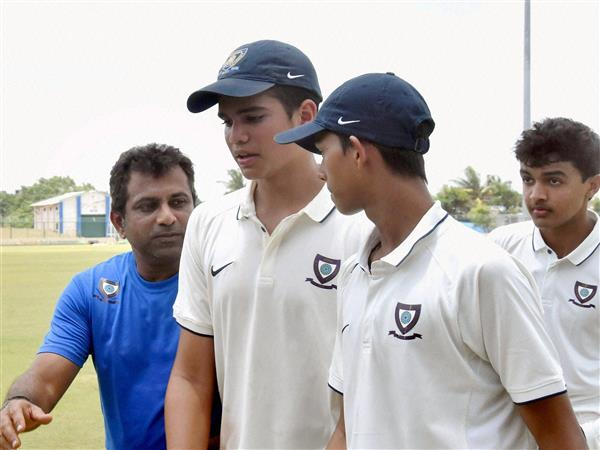 Arjun Tendulkar gets maiden IPL deal; Mumbai Indians pick him for base price