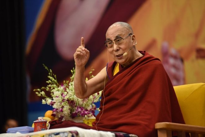 Dalai Lama writes to Uttarakhand chief minister, offers sympathy, support to people