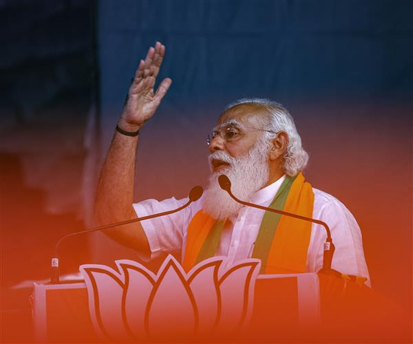 Modi lauds MP woman for reviving dried lake near her village