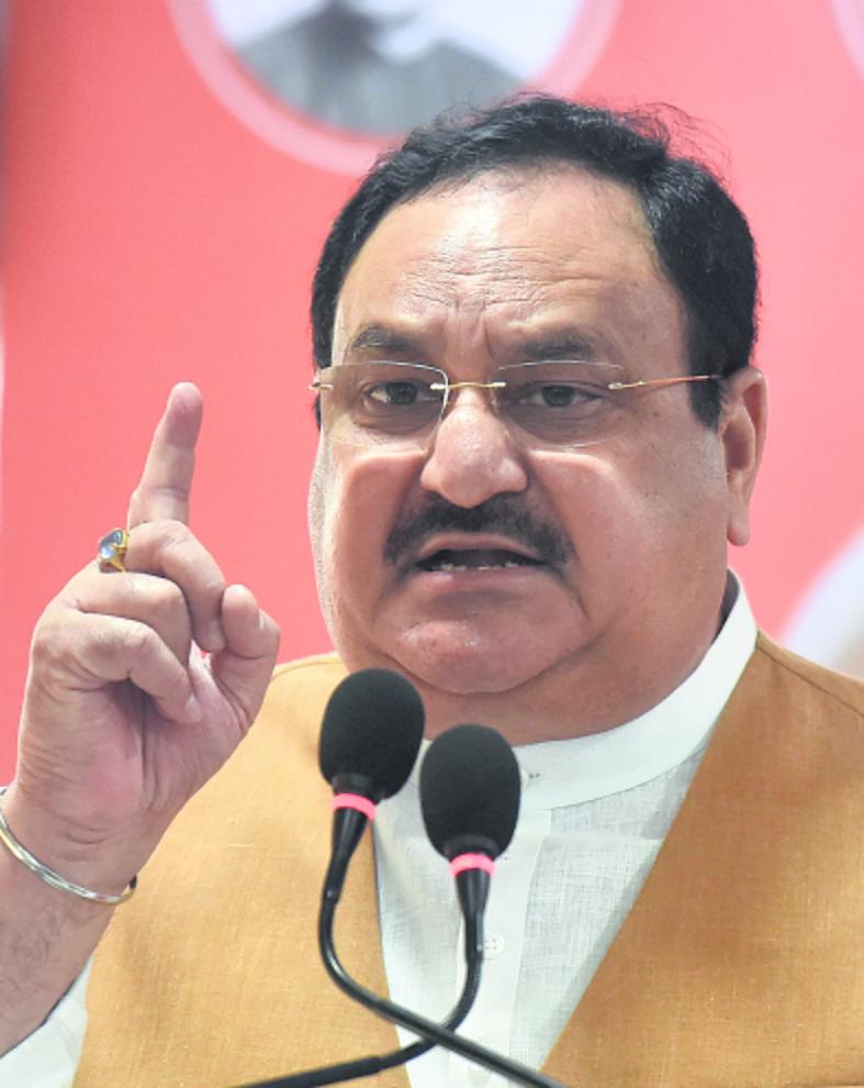 BJP chief Nadda kick-starts campaign, vows 'Sonar Bangla'