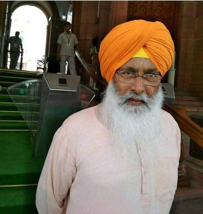 SS Dhindsa joins opposition chorus in Rajya Sabha against farm laws