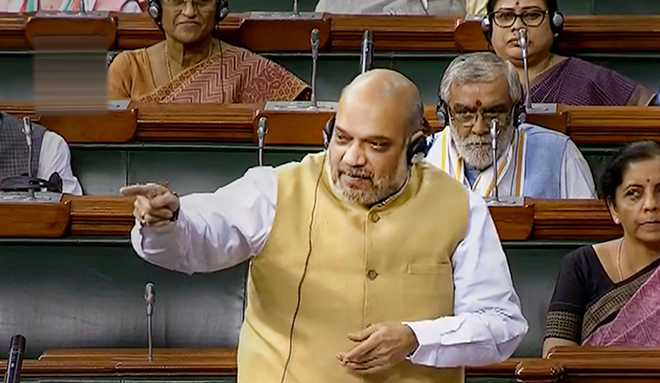 J-K to get status of a state at appropriate time, Amit Shah says in Lok Sabha