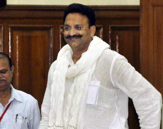 Gangster-turned-politician Mukhtar Ansari has tested positive for the novel coronavirus in Banda jail, the officials said on Tuesday.