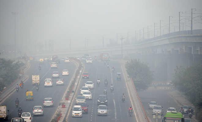 Air 'very poor' in Ghaziabad, Noida, Gurgaon, Faridabad
