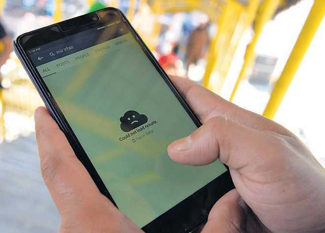 Internet ban in Sonepat, Jhajjar extended till Friday evening