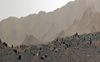NASA releases panoramic view of Mars rover landing site