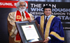 Honorary doctorate for FDCI chief