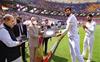 Ishant Sharma felicitated by President Kovind, Shah on 100th Test