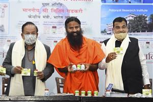 IMA 'shocked' over Patanjali's claim on Coronil, demands explanation from Health Minister Harsh Vardhan