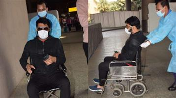 Kapil Sharma explains why he was wheelchair-bound at Mumbai airport; details inside