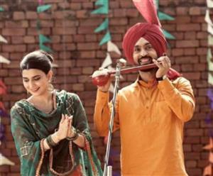 Diljit Dosanjh shares a sneak-peak from 'Jodi' set; Nimrat Khaira is 'clapping'; seen it yet?