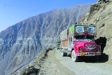 Leh-Kargil road to turn tourist highway