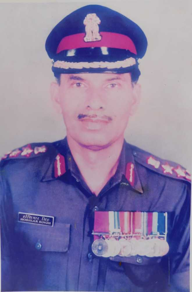 A tribute to Major Hoshiar Singh, Param Vir from 3 Grenadiers