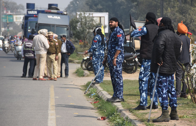 Protesters seek release of farmers, activists