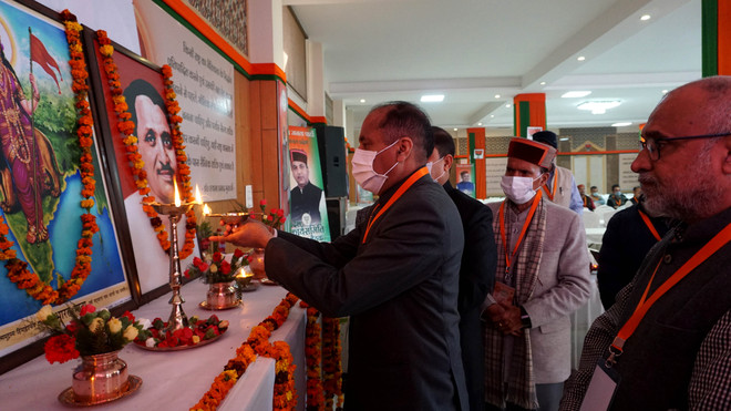 Focus on Himachal Assembly poll as BJP meet begins at Dharamsala
