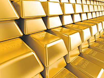 Gold plunges by Rs 717, silver declines Rs 1,274
