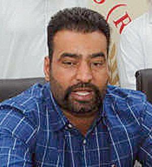 Is Lakha Sidhana pursuing political agenda?