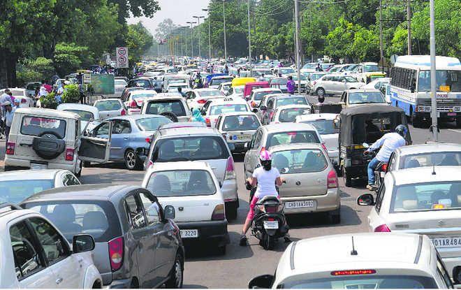 Traffic etiquette