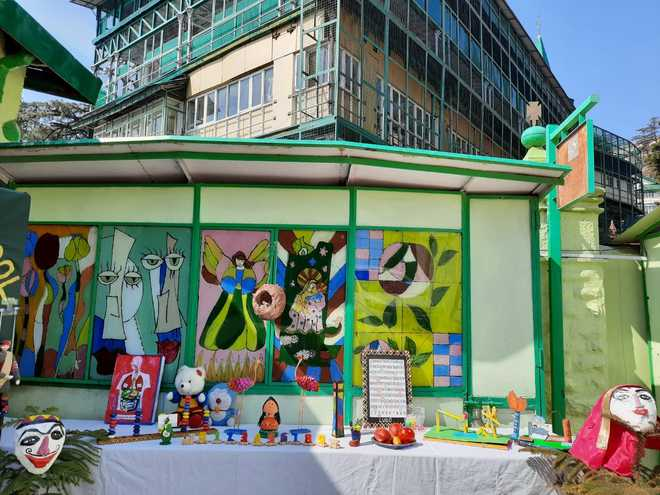 St Thomas' School chosen for Toy Fair