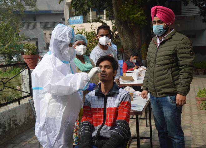 Elderly man succumbs to virus, 51 fresh cases in Ludhiana district