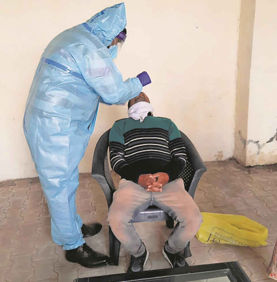 Seven staffers test +ve for Covid, Patiala school shut