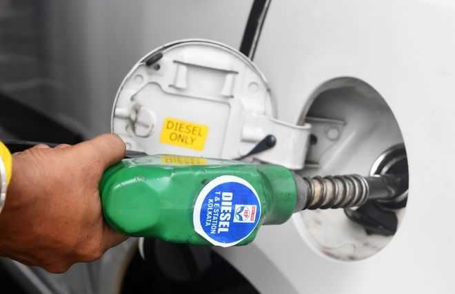AAP protests rising fuel prices