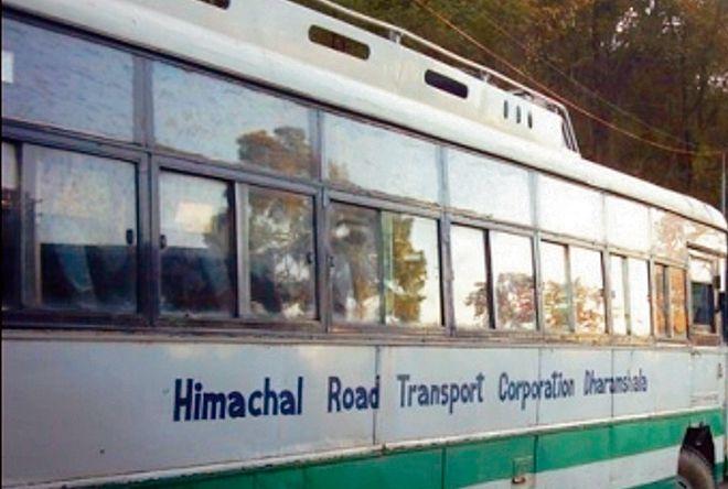 HRTC resumes bus service to Rajasthan