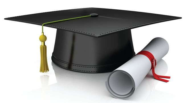Degrees of SC students stuck since 2017 distributed