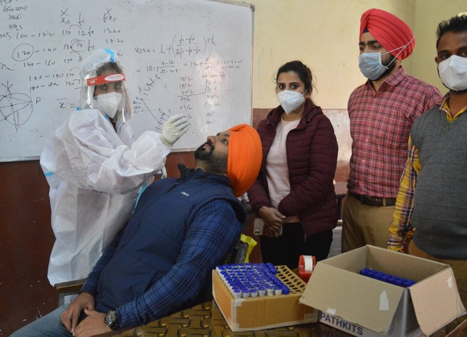 79 fresh cases reported in Ludhiana district