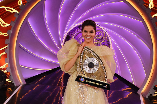 Bigg Boss winner Rubina Dilaik says the game was an opportunity to re-connect with her husband
