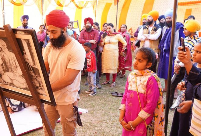 Poet Manjit Indra gets 'Naad Pargas Shabad Samman'