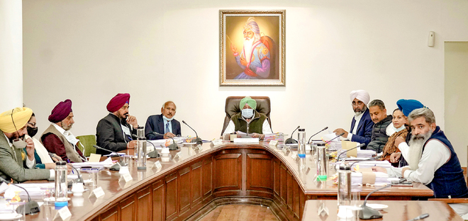 Cabinet nod to 'Mission Lal Lakir' in all villages of Punjab
