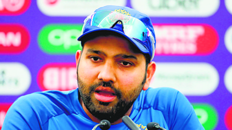 Need to be extra cautious during twilight phase: Rohit Sharma