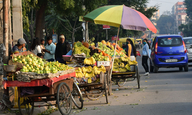 Over 2K street vendors likely to be denied licence