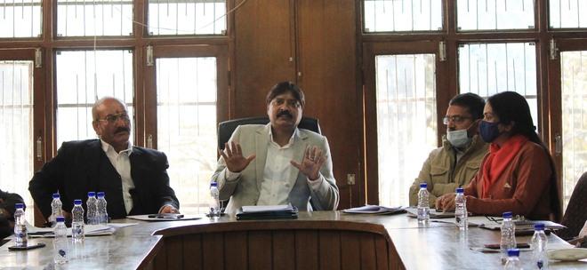 Income Rs 5 cr, Dharamsala MC passes Rs149 cr budget