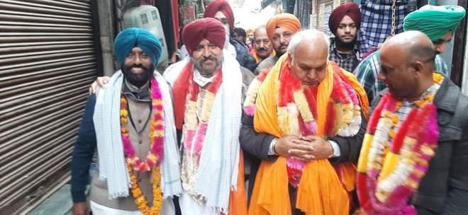 Darshan Karwal set to be Adampur MC chief