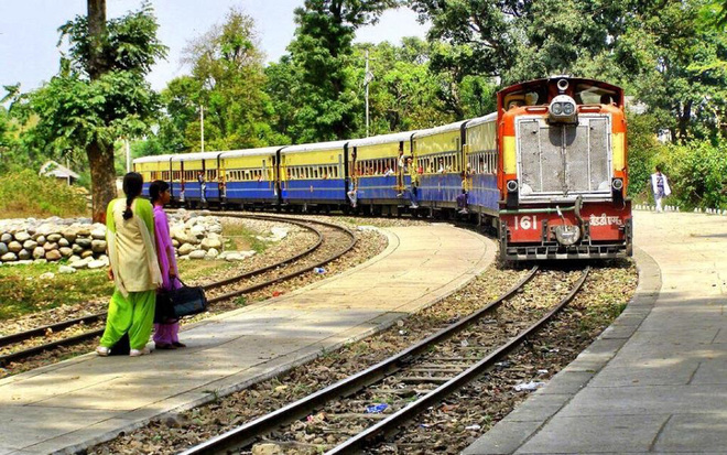 Suspended a year ago, train service yet to be restored