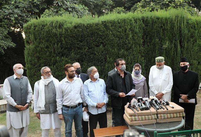 Gupkar alliance bags DDC chairperson post in Rajouri