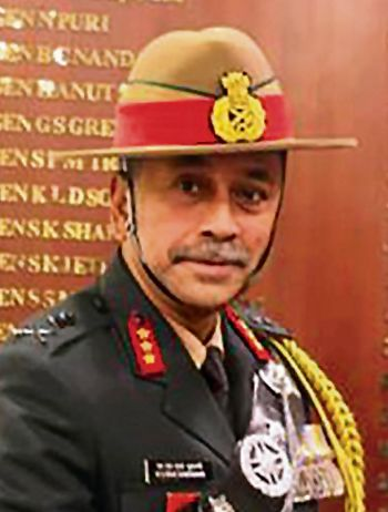 Lt Gen Subramani takes charge of Kharga Corps