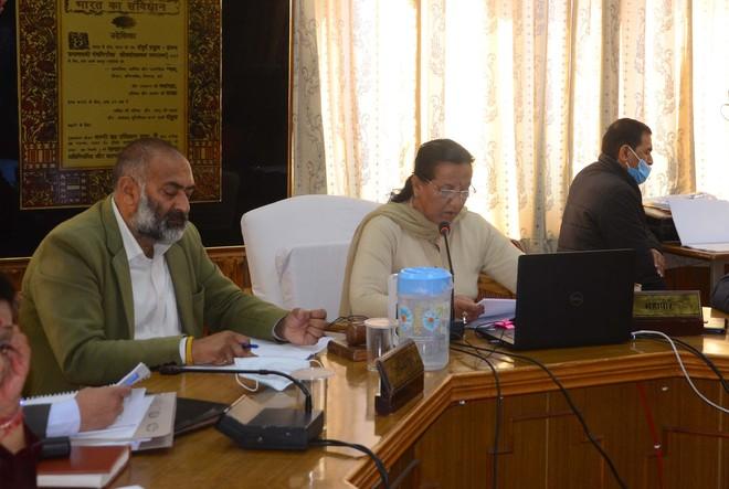 Shimla MC presents budget of Rs 222.4 cr